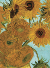 Van Gogh's Sunflowers Notebook (Dover Little Activity Books) Cover Image