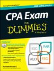 CPA Exam for Dummies with Online Practice Cover Image