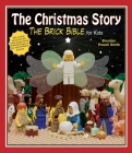 The Christmas Story: The Brick Bible for Kids Cover Image