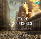 City of Scoundrels (Lib)(CD) Cover Image