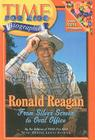 Ronald Regan: From Silver Screen to Oval Office (Time for Kids Biographies (Pb)) Cover Image