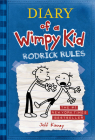 Diary of a Wimpy Kid # 2 - Rodrick Rules Cover Image