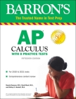 AP Calculus: With 8 Practice Tests (Barron's Test Prep) Cover Image