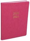 2021 Large Dark Pink Planner (Sorrento Press) Cover Image