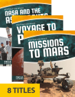 Destination Space (Paperback Set of 8) Cover Image