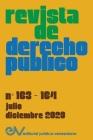 REVISTA DE DERECHO PUBLICO (Venezuela), No. 163-164, julio-diciembre 2020 Cover Image