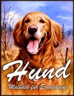 Hund Malbuch Cover Image