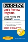 Let's Review Regents: Global History and Geography 2021 (Barron's Regents NY) Cover Image