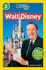 National Geographic Readers: Walt Disney (L3) (Readers Bios) Cover Image