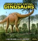 Giant Plant-Eating Dinosaurs Cover Image
