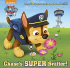 Chase's Super Sniffer! (PAW Patrol) Cover Image