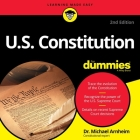 U.S. Constitution for Dummies: 2nd Edition Cover Image
