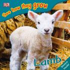 See How They Grow: Lamb [With Stickers] Cover Image