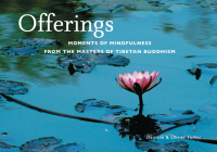 Offerings: Moments of Mindfulness from the Masters of Tibetan Buddhism (Mini) Cover Image