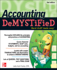Accounting Demystified, 2nd Edition Cover Image