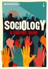 Introducing Sociology: A Graphic Guide (Introducing Graphic Guides) Cover Image