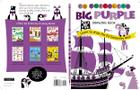 Ed Emberley's Big Purple Drawing Book Cover Image