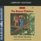 Tree House Mystery (Library Edition) (The Boxcar Children Mysteries #14) Cover Image