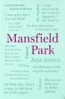 Mansfield Park (Word Cloud Classics) Cover Image