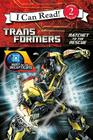 Transformers: Hunt for the Decepticons: Ratchet to the Rescue Cover Image
