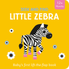 Little Zebra (Seek and Find Lift-the-flap) Cover Image