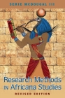 Research Methods in Africana Studies Revised Edition (Black Studies and Critical Thinking #97) Cover Image