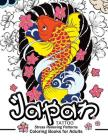Japan Tattoo Coloring Books: A Fantastic Selection of Exciting Imagery Cover Image
