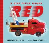A Fire Truck Named Red Cover Image