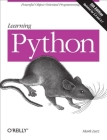 Learning Python: Powerful Object-Oriented Programming Cover Image