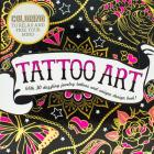 Tattoo Art: With 30 Dazzling Jewelry Tattoos and Unique Design Book! Cover Image