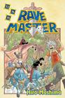 Rave Master 33/34/35 Cover Image