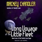 The Long Voyage of the Little Fleet Lib/E Cover Image