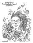 Livro para Colorir de Arte Doodle de Frenesi para Adultos 3 Cover Image