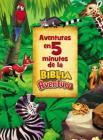 Aventuras En 5 Minutos de la Biblia Aventura (Adventure Bible) Cover Image