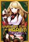 World's End Harem: Fantasia Vol. 3 Cover Image