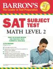 Barron's SAT Subject Test Math Level 2, 11th Edition Cover Image