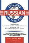 750 Russian Verbs and Their Uses (750 Verbs & Their Uses) Cover Image