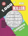 1,000 + New sudoku killer 10x10: Logic puzzles extreme levels Cover Image