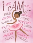 I Am: Coloring Book with Positive Affirmations for Young Black Girls for Self-Esteem and Confidence Cover Image