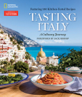 Tasting Italy: A Culinary Journey Cover Image