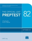 The Official LSAT Preptest 82: (sept. 2017 Lsat) Cover Image