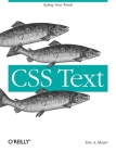 CSS Text: Styling Your Words Cover Image