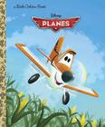 Disney Planes Little Golden Book (Disney Planes) Cover Image