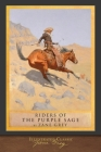 Riders of the Purple Sage: Illustrated Classic Cover Image