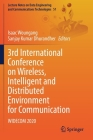 3rd International Conference on Wireless, Intelligent and Distributed Environment for Communication: Widecom 2020 (Lecture Notes on Data Engineering and Communications Technol #51) Cover Image
