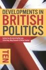 Developments in British Politics 10 Cover Image