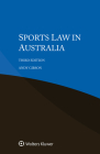 Sports Law in Australia Cover Image