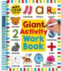 Wipe Clean: Giant Activity Workbook (Wipe Clean Activity Books) Cover Image