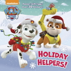 Holiday Helpers! (PAW Patrol) (Pictureback(R)) Cover Image
