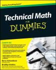 Technical Math For Dummies Cover Image